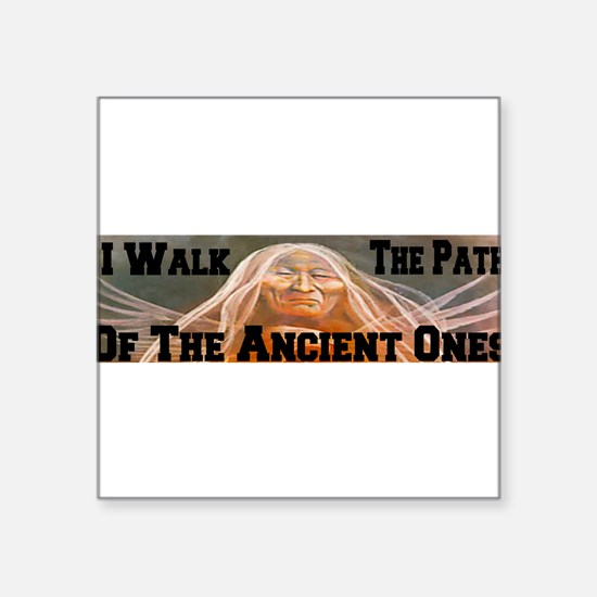 """Path of the Ancient Ones Square Sticker 3"""" x 3"""""""