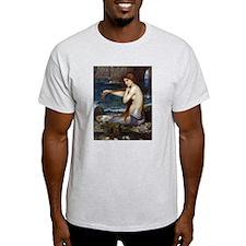 John William Waterhouse Mermaid T-Shirt