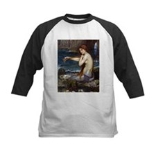 John William Waterhouse Mermaid Tee