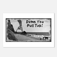 pulltabsux Postcards (Package of 8)