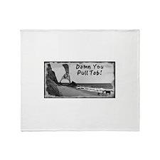 pulltabsux Throw Blanket
