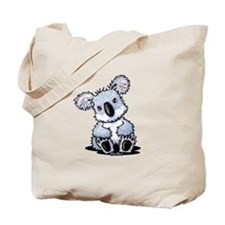 Sitting Koala Tote Bag