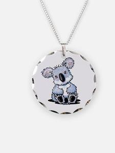 Sitting Koala Necklace