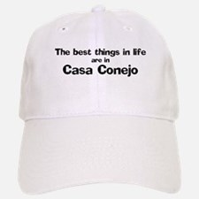Casa Conejo: Best Things Baseball Baseball Cap