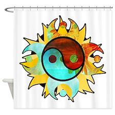 Catalyst Shower Curtain
