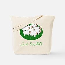 no sheeple Tote Bag