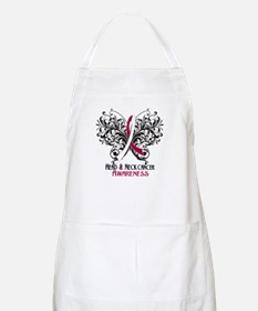 Butterfly Head Neck Cancer Apron