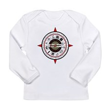 Compass 2012 Long Sleeve Infant T-Shirt