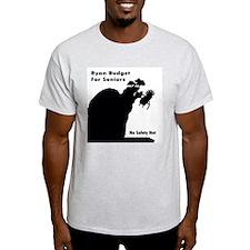 Ryan Budget for Seniors T-Shirt