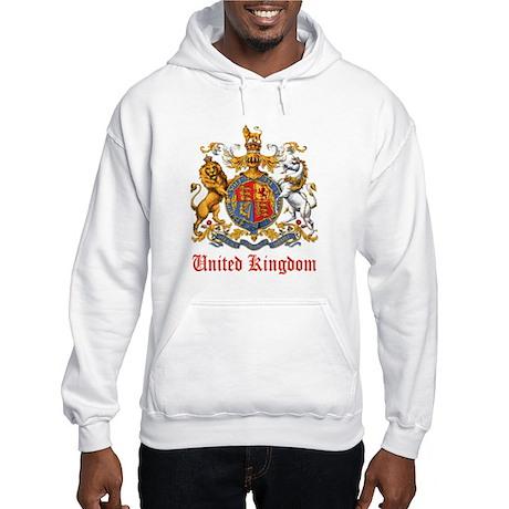 Royal Coat Of Arms Hooded Sweatshirt