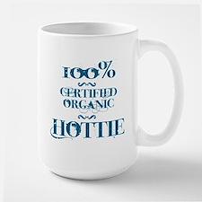 100% certified organic hottie Mug