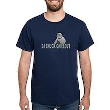 DJ Chuck Chillout Logo T-Shirt