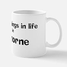 Hawthorne: Best Things Mug