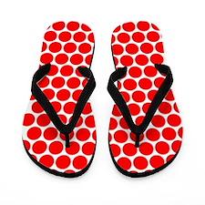 Red Dots (FF) Flip Flops