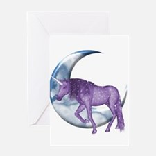 Dreamland Unicorn Greeting Card