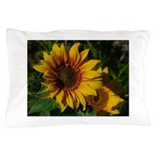 Sunny Sunflower Pillow Case