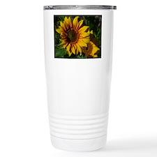 Sunny Sunflower Travel Mug