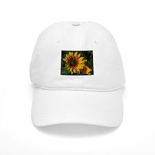 Sunny Sunflower Baseball Cap