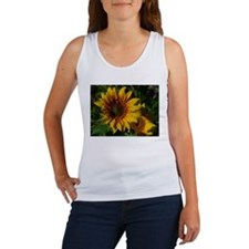 Sunny Sunflower Women's Tank Top