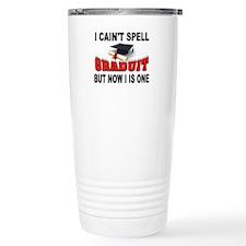 GRADUATION Travel Coffee Mug