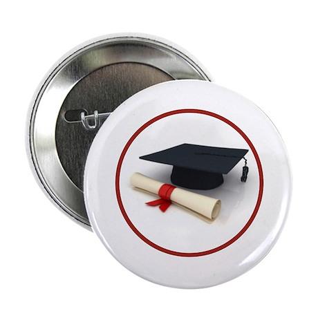 """GRADUATION 2.25"""" Button (100 pack)"""