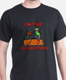 I'm the big brother Basketball T-Shirt