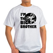 I'm the big brother Basketball T-Shirt