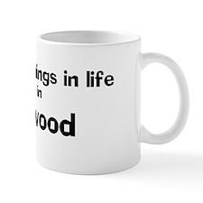 Kenwood: Best Things Mug