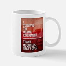 The Obama Experiment Mug