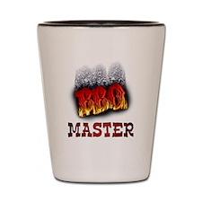 BBQ MASTER Shot Glass