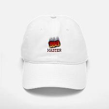 BBQ MASTER Baseball Baseball Cap