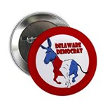 Delaware Democrat Campaign Button