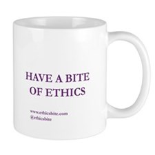 Have a Bite of Ethics (Purple Letters)