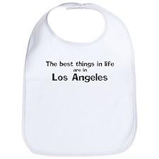 Los Angeles: Best Things Bib