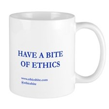 Have a Bite of Ethics (Blue Letters)
