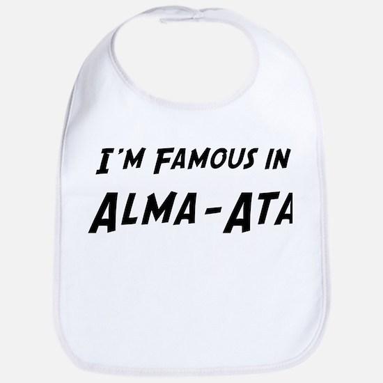 Famous in Alma-Ata Bib
