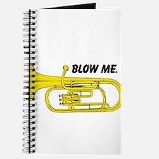 Blow Me. Journal
