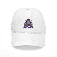 Trucker Barbara Baseball Cap