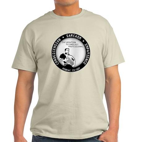 IT Professional's Seal Light T-Shirt