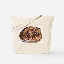 Arizona Ridge-Nosed Rattlesnake Tote Bag