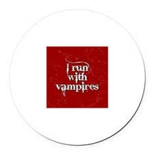 Twilight Round Car Magnets and Pins Round Car Magn