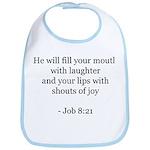 Job 8:21 Bib