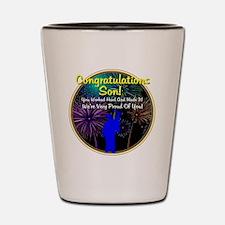 Graduation: 0003d Shot Glass