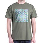 Colorful Camel Dark T-Shirt