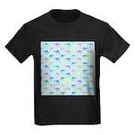 Colorful Camel Kids Dark T-Shirt