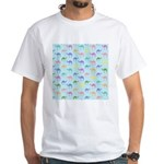 Colorful Camel White T-Shirt