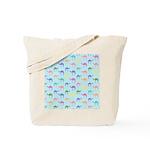 Colorful Camel Tote Bag
