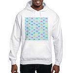 Colorful Camel Hooded Sweatshirt