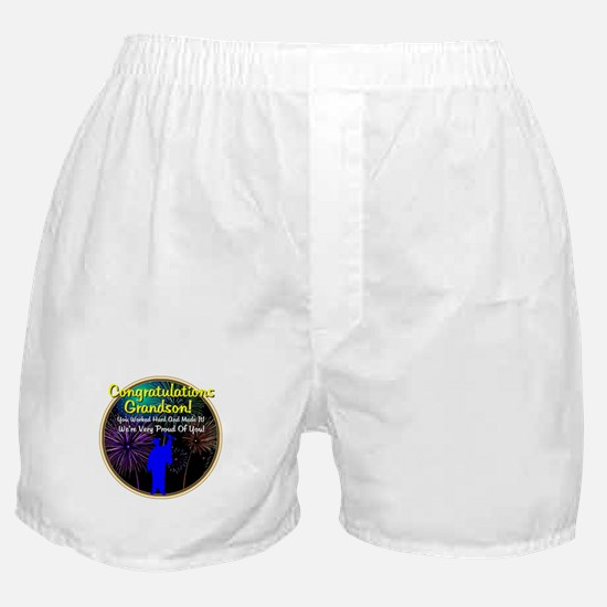 Graduation: 0003e Boxer Shorts