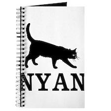 Nyan Cat Journal